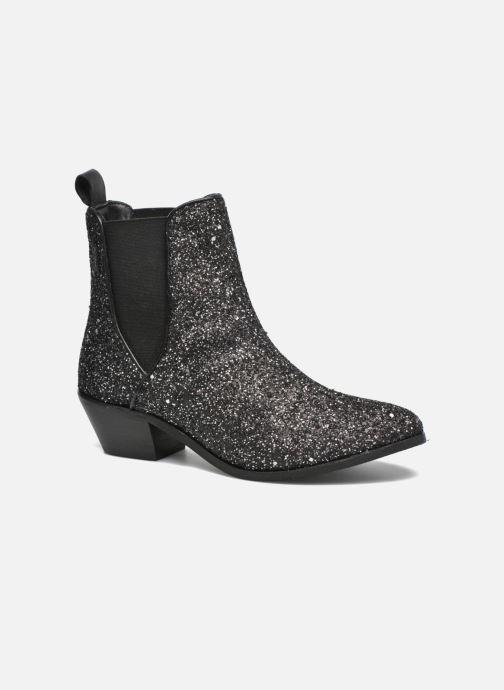 Bottines et boots Pepe jeans Dina Party Argent vue détail/paire