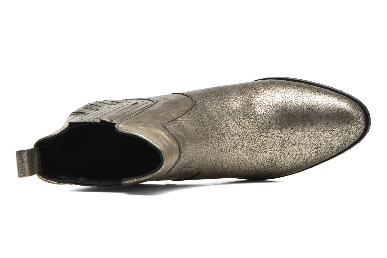 Stiefeletten & Boots Pepe jeans Dina New Metal gold/bronze ansicht von links