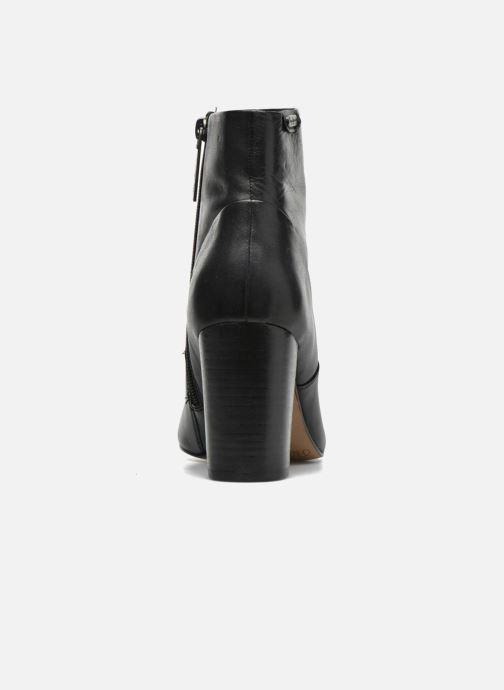 Boots en enkellaarsjes Pepe jeans Dylan Napa Zwart rechts