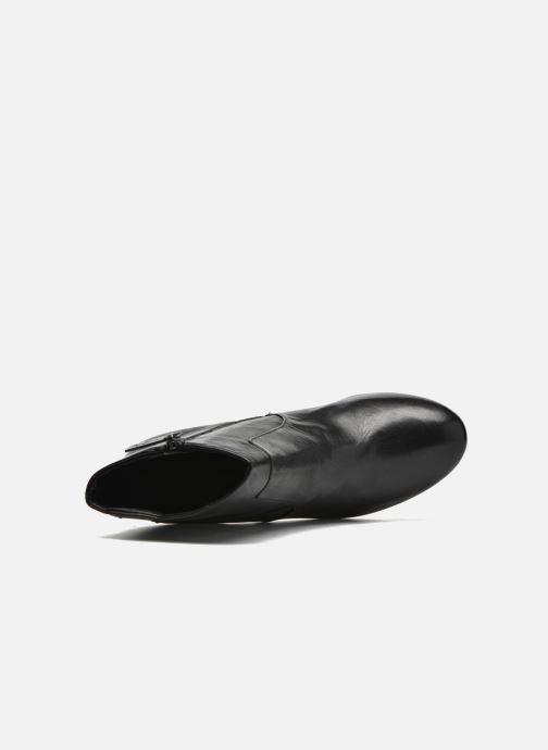 Boots en enkellaarsjes Pepe jeans Dylan Napa Zwart links