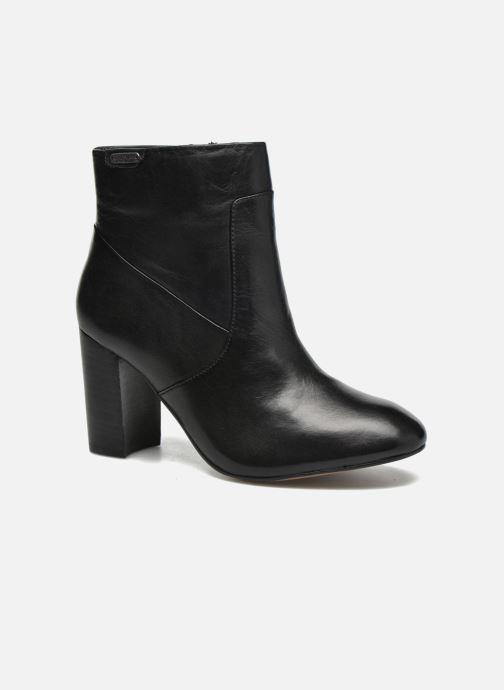 Boots en enkellaarsjes Pepe jeans Dylan Napa Zwart detail