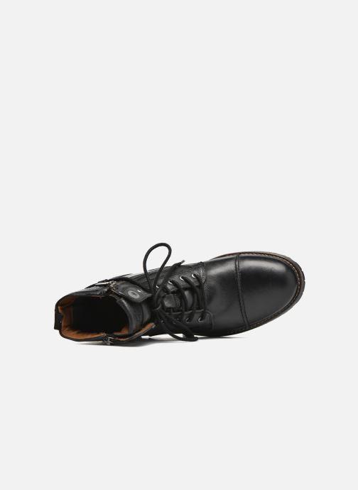 Stiefeletten & Boots Pepe jeans Melting W. Zipper schwarz ansicht von links