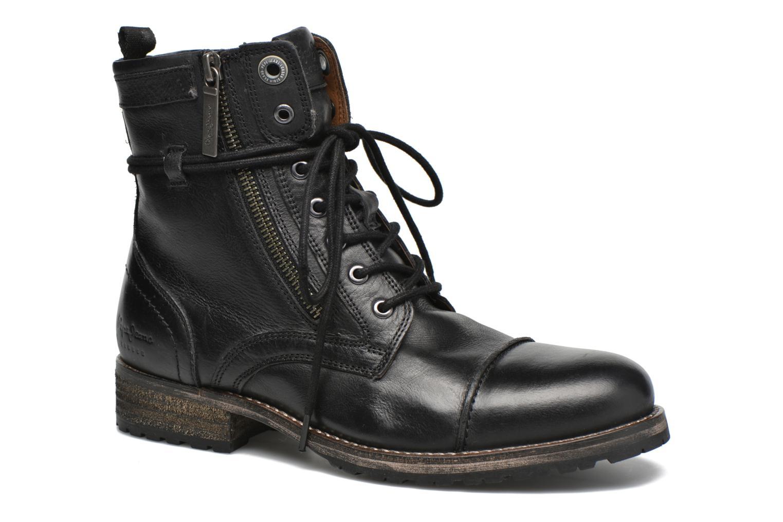 Botines  Pepe jeans Melting W. Zipper Negro vista de detalle / par