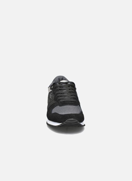 Baskets Pepe jeans Gable Padding Noir vue portées chaussures