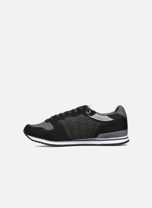 Sneakers Pepe jeans Gable Padding Nero immagine frontale