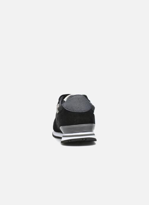 Baskets Pepe jeans Gable Padding Noir vue droite