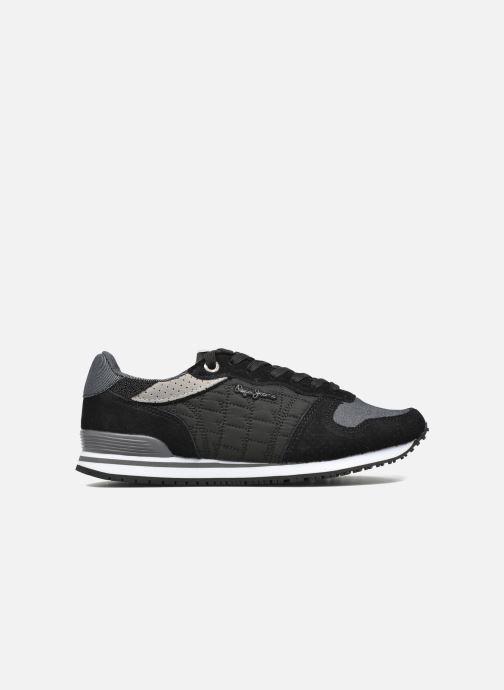 Sneakers Pepe jeans Gable Padding Zwart achterkant