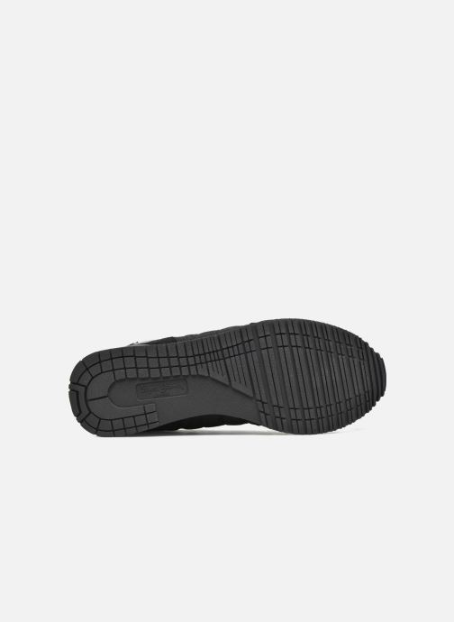 Baskets Pepe jeans Gable Padding Noir vue haut