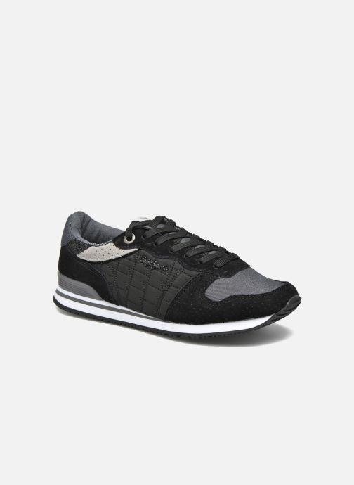Sneakers Pepe jeans Gable Padding Zwart detail