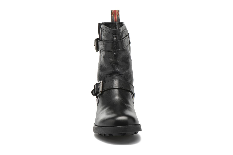 Bottines et boots Pepe jeans Agra Basic Noir vue portées chaussures