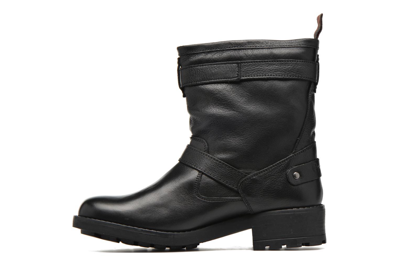 Bottines et boots Pepe jeans Agra Basic Noir vue face