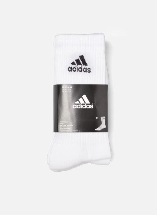 Sokken en panty's adidas performance 3S PER CR HC 3P Wit achterkant