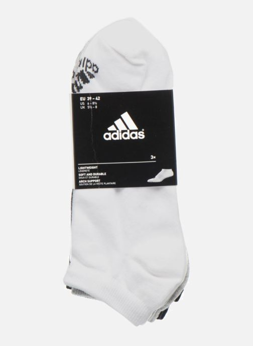 Sokken en panty's adidas performance PER LA CREW T3P Wit achterkant