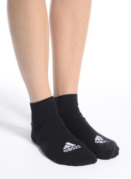 Sokken en panty's adidas performance PER LA CREW T3P Wit boven