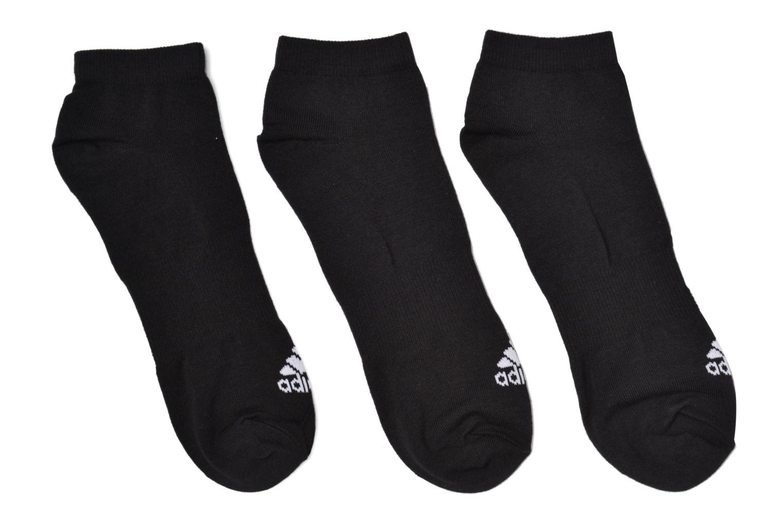 Chaussettes et collants Adidas Performance PER NO-SH T 3PP Noir vue détail/paire
