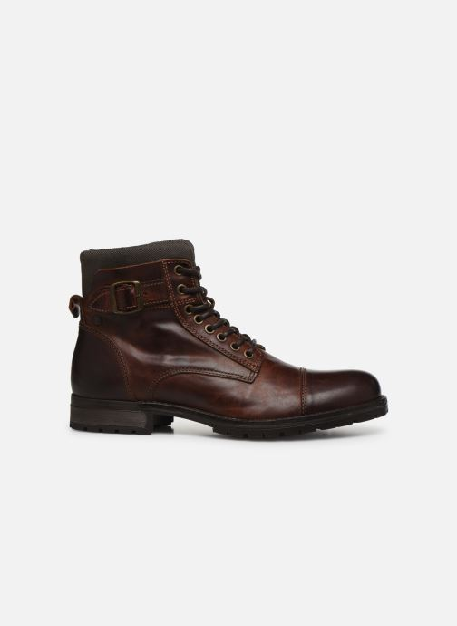 Bottines et boots Jack & Jones JJ Albany Marron vue derrière
