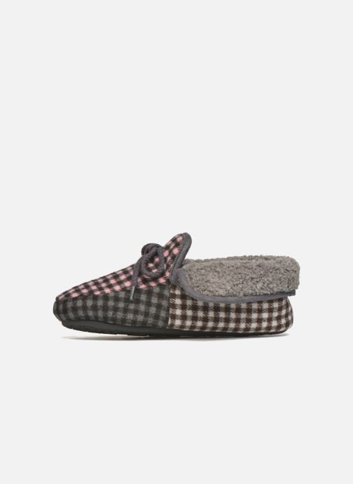 Chaussons Ruby Brown Sian Multicolore vue face