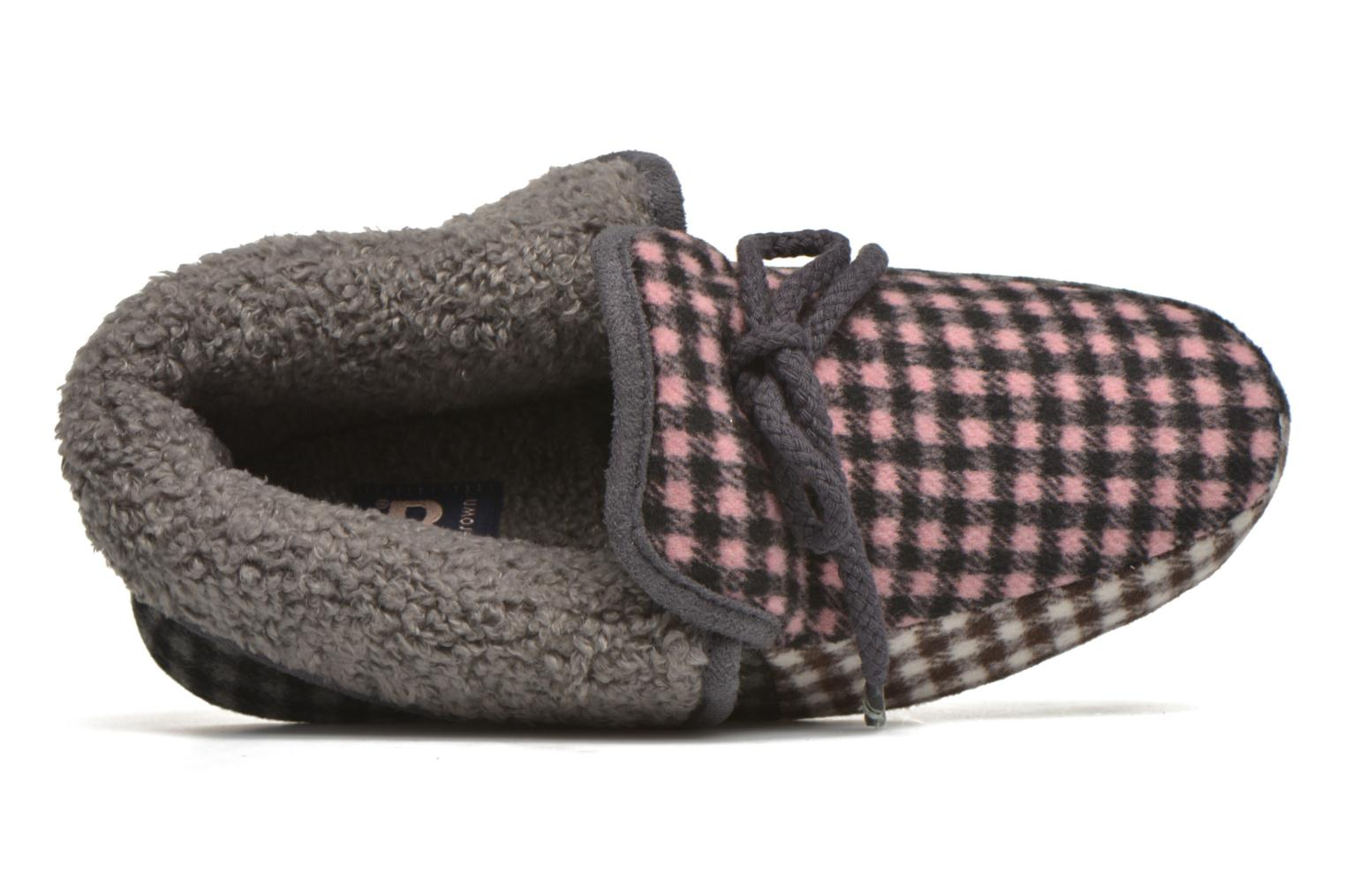 Chaussons Ruby Brown Sian Multicolore vue gauche