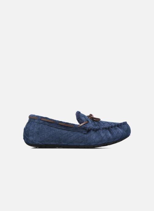 Pantofole Ruby Brown Finlay Azzurro immagine posteriore