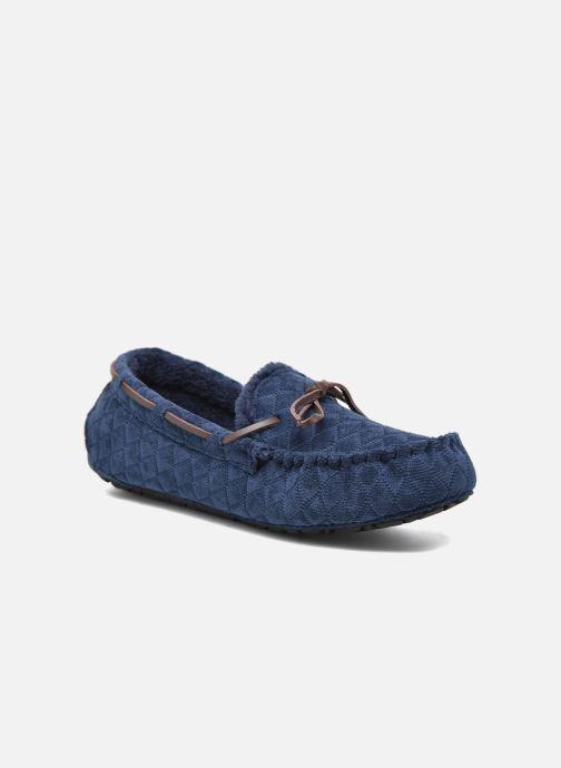 Pantofole Ruby Brown Finlay Azzurro vedi dettaglio/paio