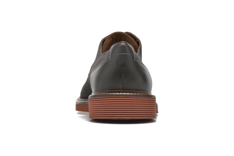 Chaussures à lacets Sioux Birgo Marron vue droite