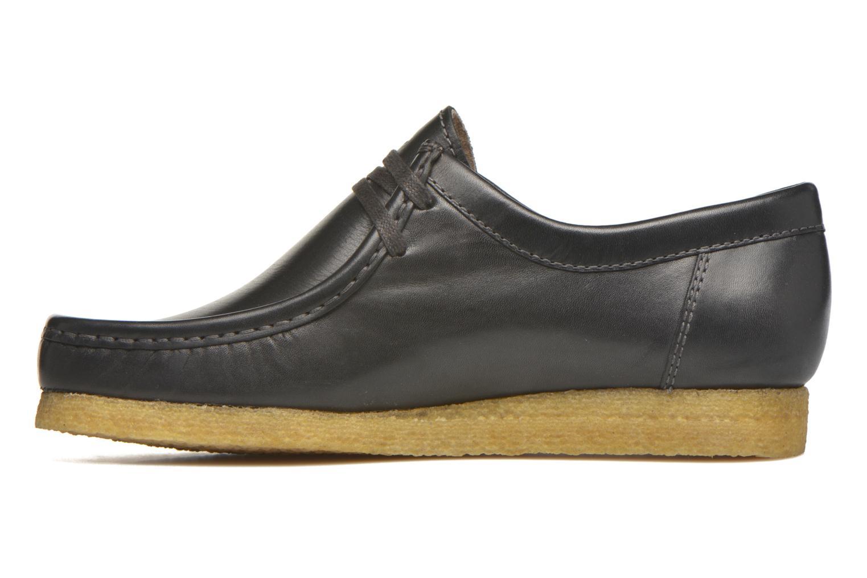 Chaussures à lacets Sioux Grashopper-H-141 Noir vue face