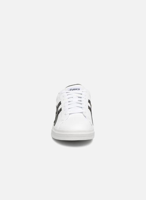 Baskets Asics Classic Tempo Blanc vue portées chaussures