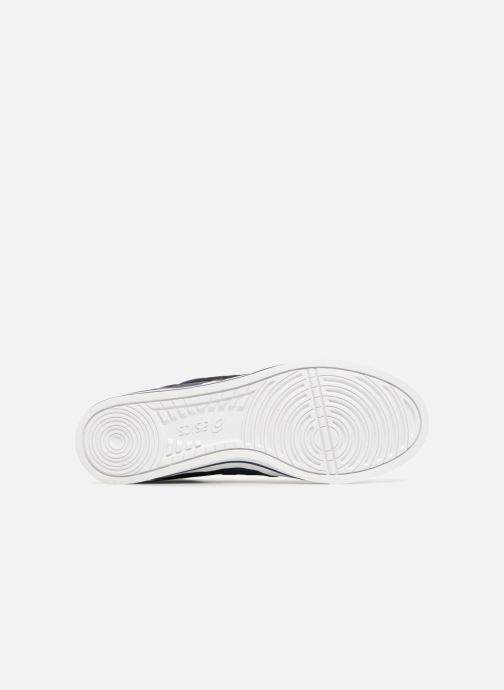Sneaker Asics Classic Tempo blau ansicht von oben