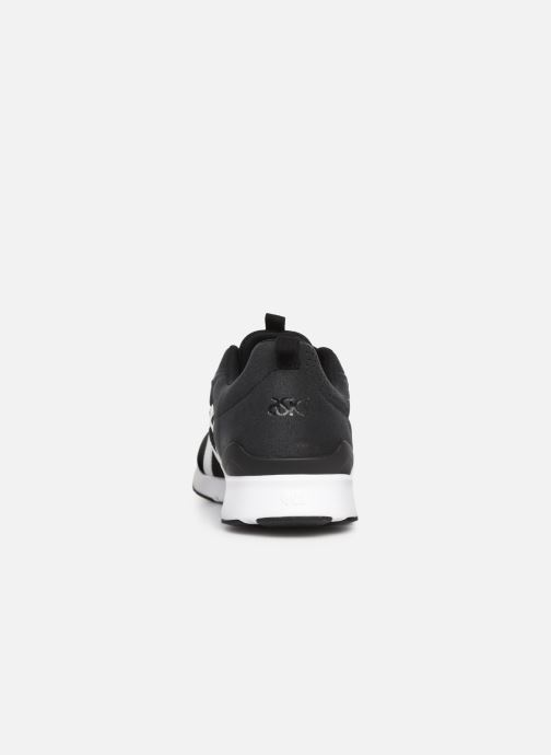 Trainers Asics Gel-Lyte Runner Black view from the right