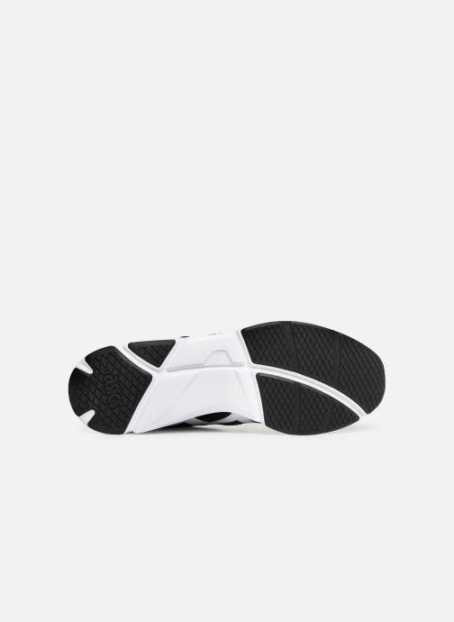 Baskets Asics Gel-Lyte Runner Noir vue haut