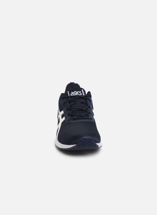 Baskets Asics Gel-Lyte Runner Bleu vue portées chaussures