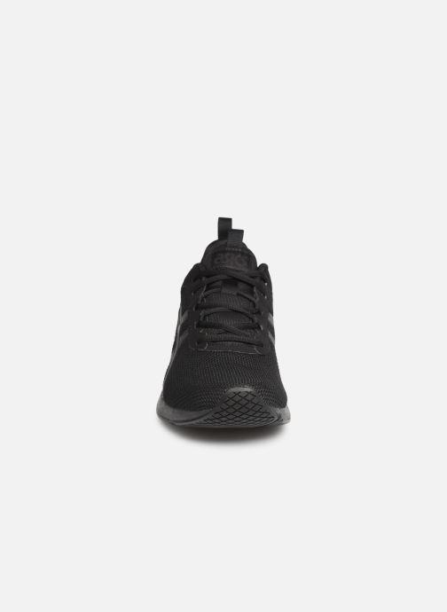 Baskets Asics Gel-Lyte Runner Noir vue portées chaussures