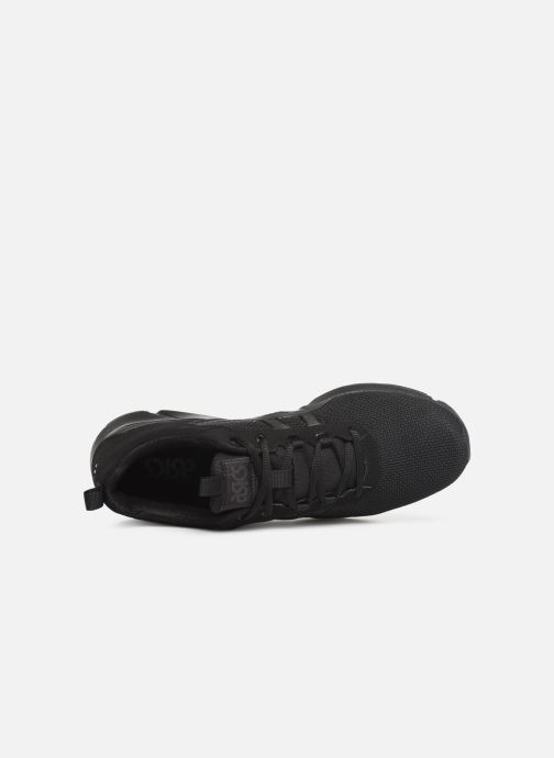 Trainers Asics Gel-Lyte Runner Black view from the left