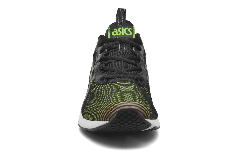 Baskets Asics Gel-Lyte Runner Vert vue portées chaussures