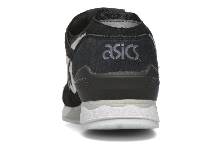Baskets Asics Gel-Respector Noir vue droite