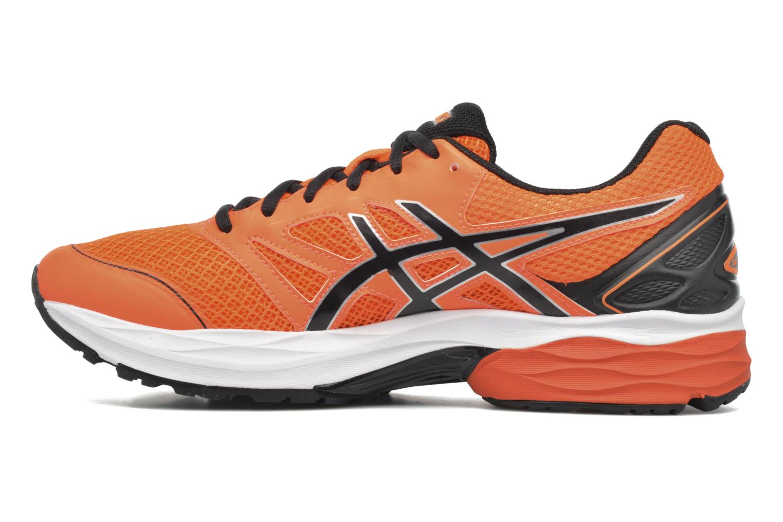 Chaussures de sport Asics Gel-Pulse 8 Orange vue face