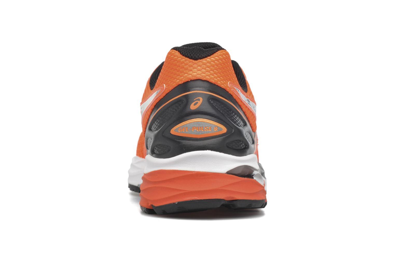 Chaussures de sport Asics Gel-Pulse 8 Orange vue droite