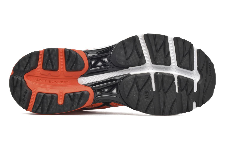 Chaussures de sport Asics Gel-Pulse 8 Orange vue haut