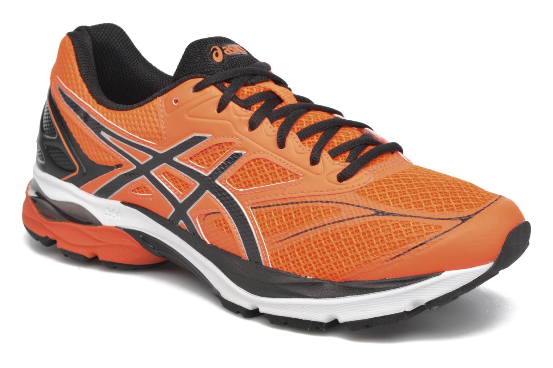 Chaussures de sport Asics Gel-Pulse 8 Orange vue détail/paire