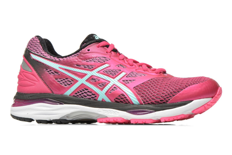 Chaussures de sport Asics Gel-Cumulus 18 W Rose vue derrière