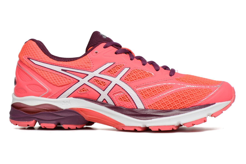 Chaussures de sport Asics Gel-Pulse 8 W Rouge vue derrière