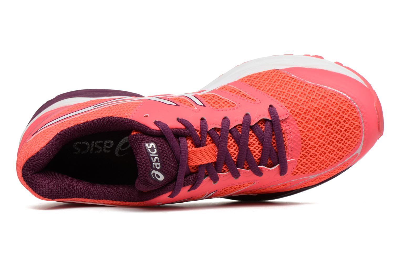 Chaussures de sport Asics Gel-Pulse 8 W Rouge vue gauche