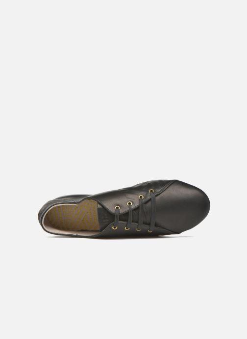 Zapatos con cordones TBS Charlyn Negro vista lateral izquierda