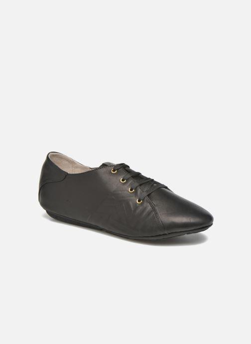 Zapatos con cordones TBS Charlyn Negro vista de detalle / par