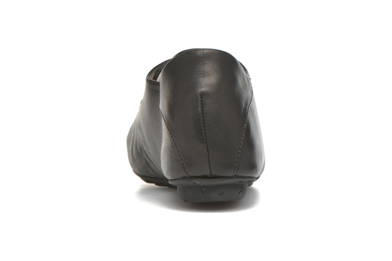 Zapatos con cordones TBS Charlyn Negro vista lateral derecha