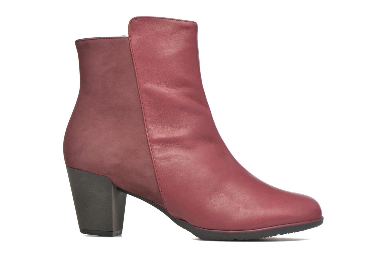 Bottines et boots TBS Katelyn Bordeaux vue derrière