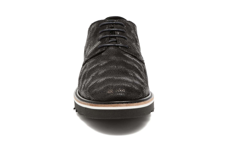 Zapatos con cordones TBS Typhany Negro vista del modelo