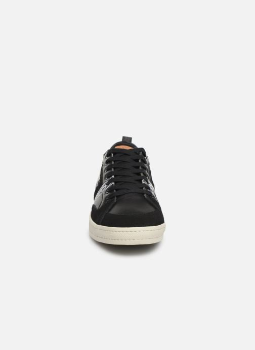 Baskets TBS Blaster Noir vue portées chaussures