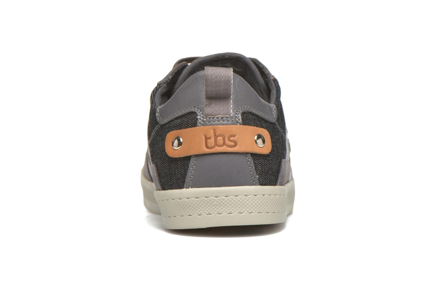 Trainers TBS Blaster Grey view from the right
