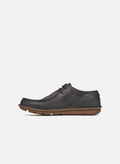 Chaussures à lacets TBS Yakari Noir vue face